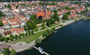 Anfahrt nach Neuruppin zum Hotel am See