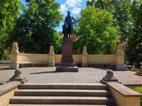 Karl-Friedrich Schinkel Denkmal