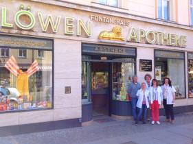 Löwen Apotheke Fontane's Geburtshaus