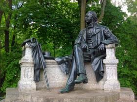 Theodor Fontane Denkmal