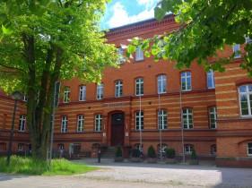 Neuruppin's Rathaus