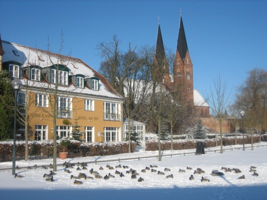 Winterliches Neuruppin