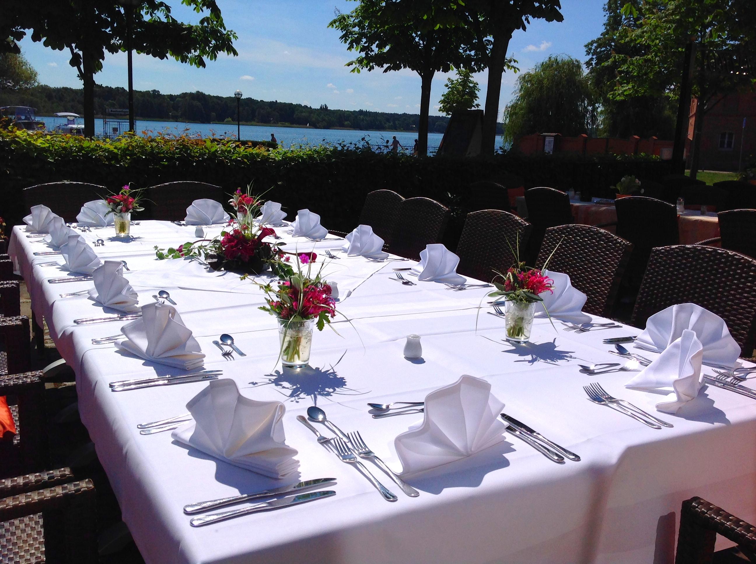 "Restaurant - ""Altes Kasino"" - Hotel am See"