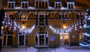 Winterliches Neuruppin im schönem Brandenburg