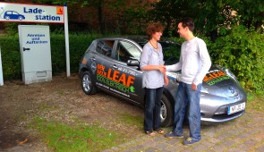 E-Mobil im Ruppiner Land (Leaf)