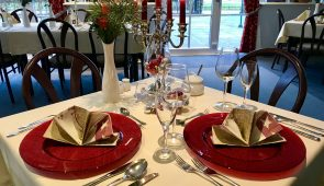 Weihnachtliches 5 Gänge-Menü